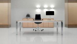 Bureau Manager HAN Pieds design Orme